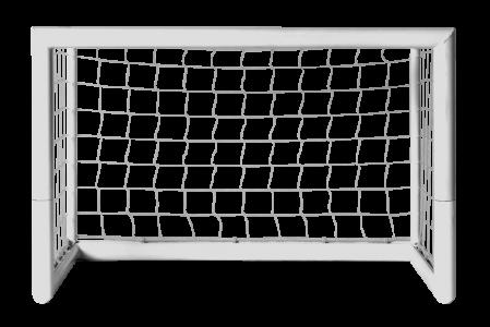 Voetbaldoel Klein Aluminium-0
