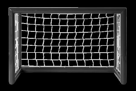 Voetbaldoel Klein Zwart-0