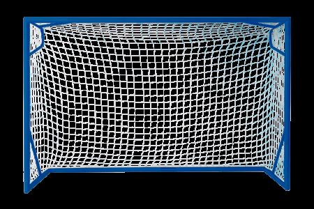 Voetbaldoel Blauw-0