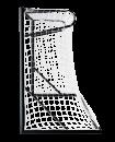 Voetbaldoel Zwart-18